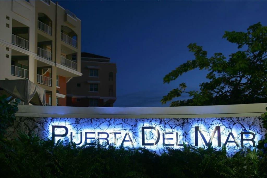 Puerta Del Mar Entrance