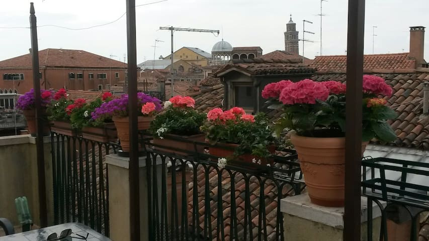 Terrazza Bella Vista - Venetië - Appartement