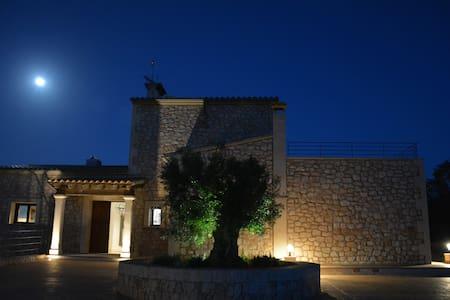 Na Clavet. Casa rural de lujo en entorno natural - Santanyí