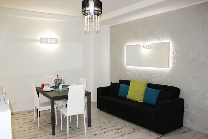 EXCLUSIVE APARTMENTS IN THE HISTORIC CENTRE