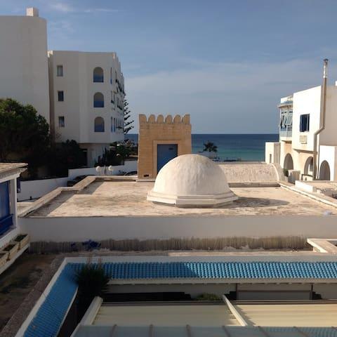 La Marinade duplex - Monastir - Lägenhet