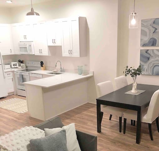 Gorgeous & trendy renovated 2 bedroom in Old Town