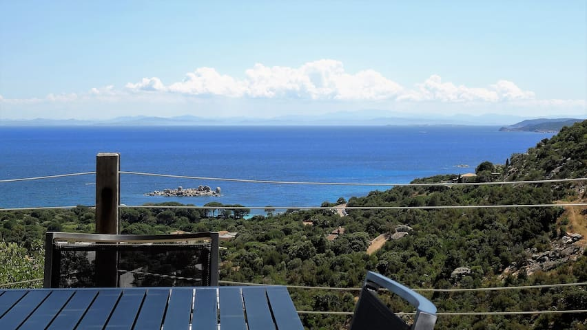 House 2 bedrooms at Palombaggia