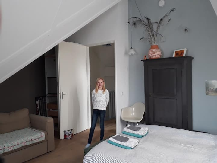 Amsterdam privat spacious room NDSM