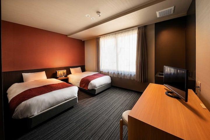 【Connect inn 七条鸭川】(201)毗邻著名的旅游景点鸭川旁的宁静町家旅馆