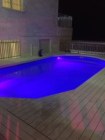 Très bel appartement avec piscine - Jerusalem - Apartament