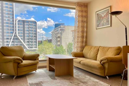 Bulgaria Mall Apartment 2 with free Fitness&Spa