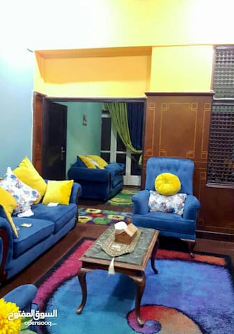 Apartment near the Nile Corniche