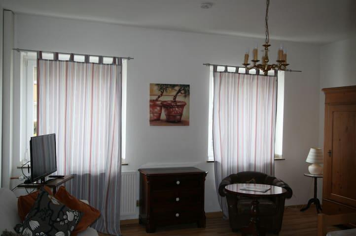 Ruhige gemütliche Wohnung im Grünen - Dortmund - Apartment