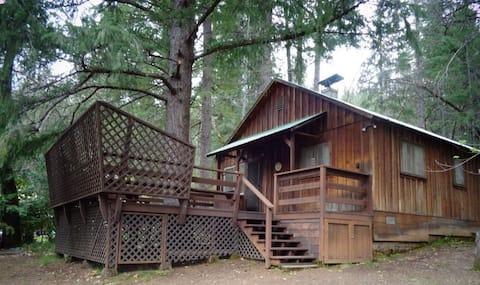 Silver Fox Cabin
