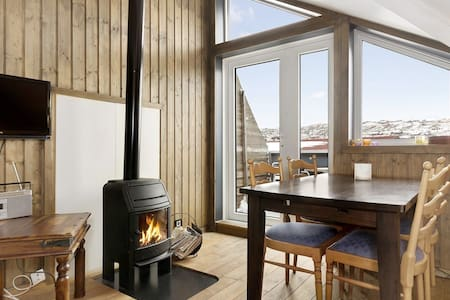 Fully equipped mountain appartment with a view - Geilo