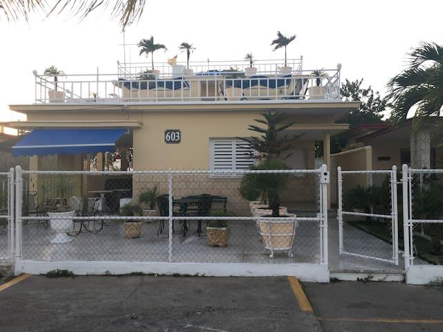 Hostal Nautico (Habitacion 3,4 y 5).