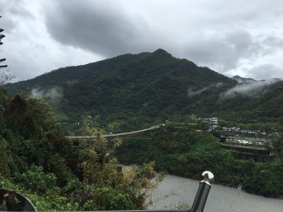 瑪家文化園區及琉璃珠吊橋