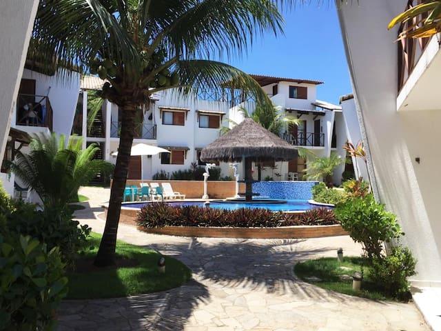 Beach house - Recanto dos Golfinhos - PIPA