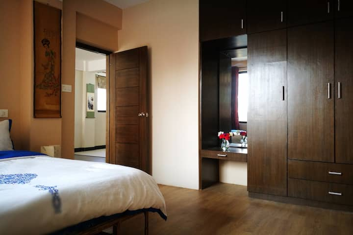 Serviced Apartment for Long Term Stay