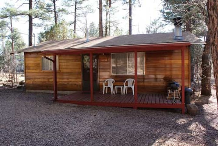 Whispering Pines Cabin 18
