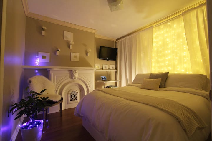Dreamy Cozy 2 Bedrooms Apartment -20 min NYC