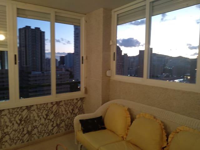 Apartamento La Cala de Benidorm