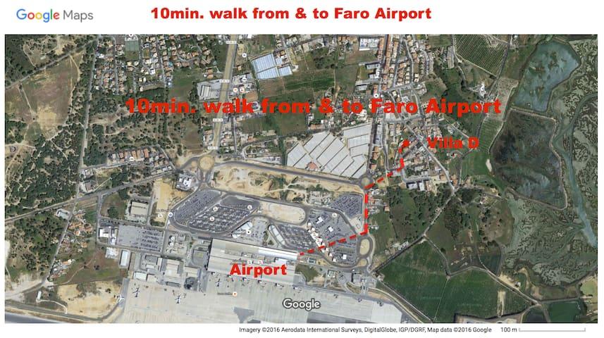Private Room, Airport Beach & City! 4 68624/AL