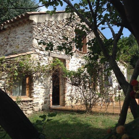 Gîte Le Mazet - Chamborigaud - Haus