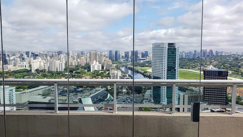 Duplex Penthouse Pinheiros