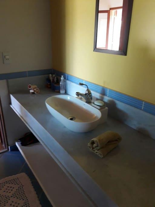 banheiro conjugado