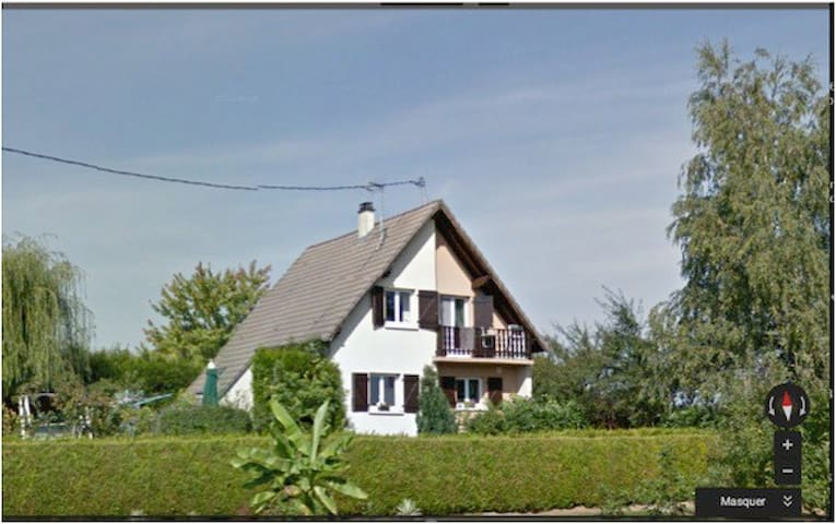 Bed and breakfast à 15 minutes de Strasbourg - Bernolsheim - Bed & Breakfast