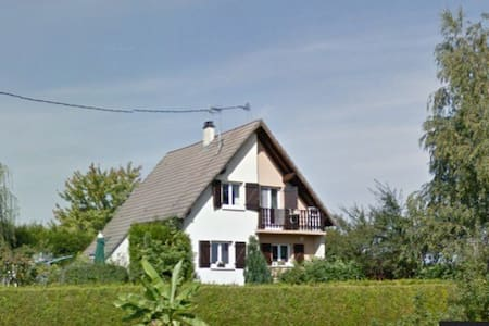 Bed and breakfast à 15 minutes de Strasbourg - Bernolsheim - 家庭式旅館