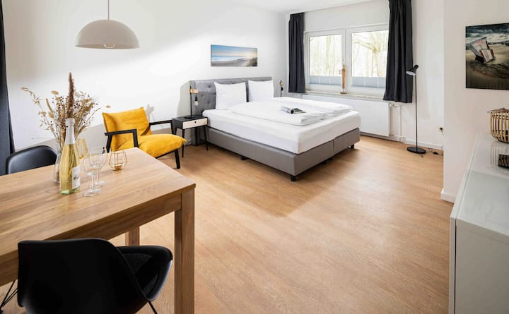 Wohnung 3 - Strandloft Drei Norderney