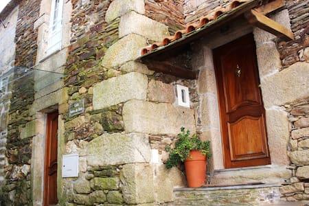 Casa Retiro de Xisto -Turismo Rural - Videmonte - Hus