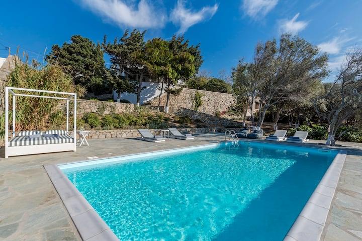 Villa Thalia | Mykonos Town in 200m | MG Villas