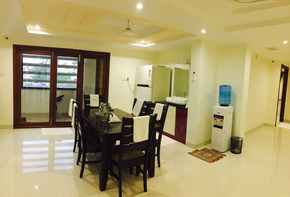 Domineer athidhi devo serviced apartments for for Athidhi indian cuisine