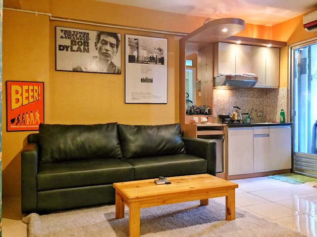 Sofa and Kitchen Set