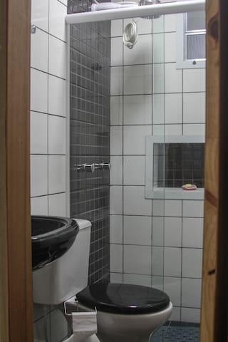 Banheiro individual