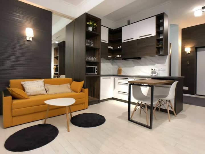 New apartment in centre of the city