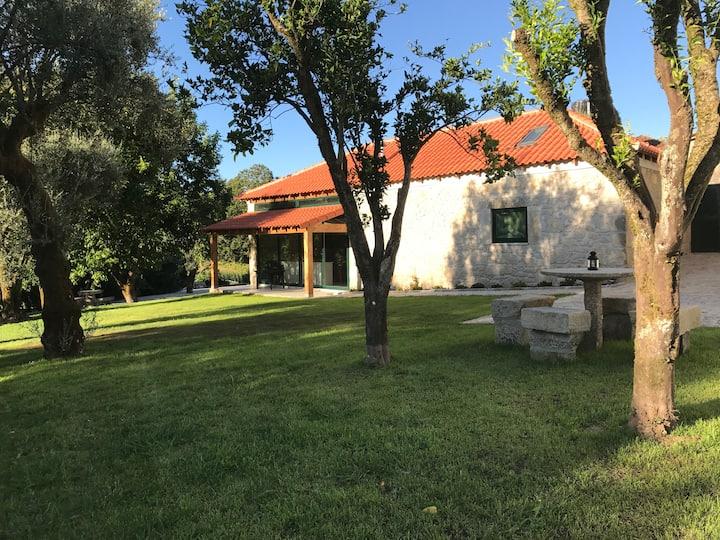 Lagar House-Campo e Golf -Aborim Barcelos