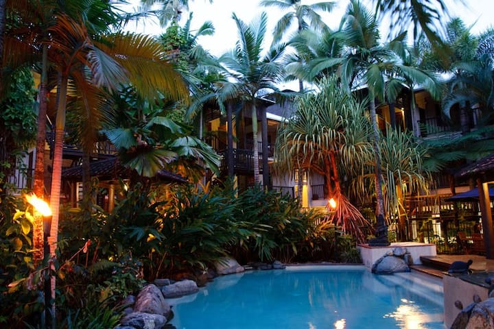 Studio Apartment - Port Douglas - Flat