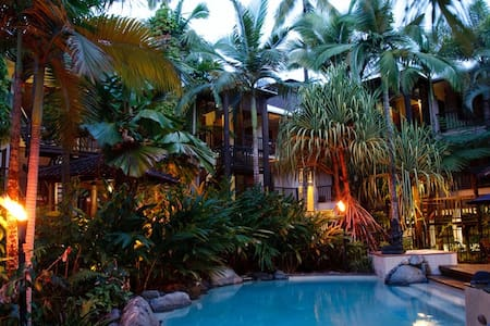 Studio Apartment - Includes Daily Breakfast - Port Douglas