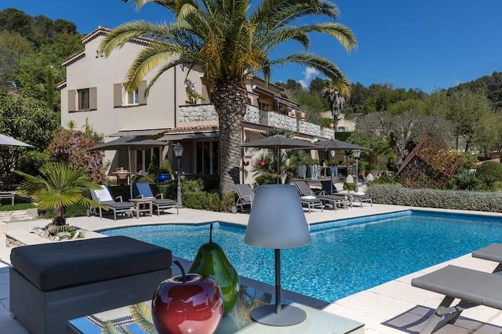 Villa Cédria **** - chambres d'Hôtes