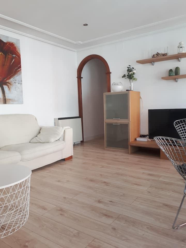 Apartamento Mendez Nuñez.