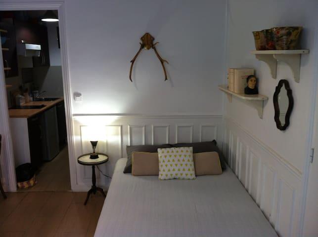 Charming Paris Style Apartment