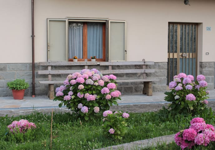 I Colori del Lago - Double Room - Suviana - Appartement