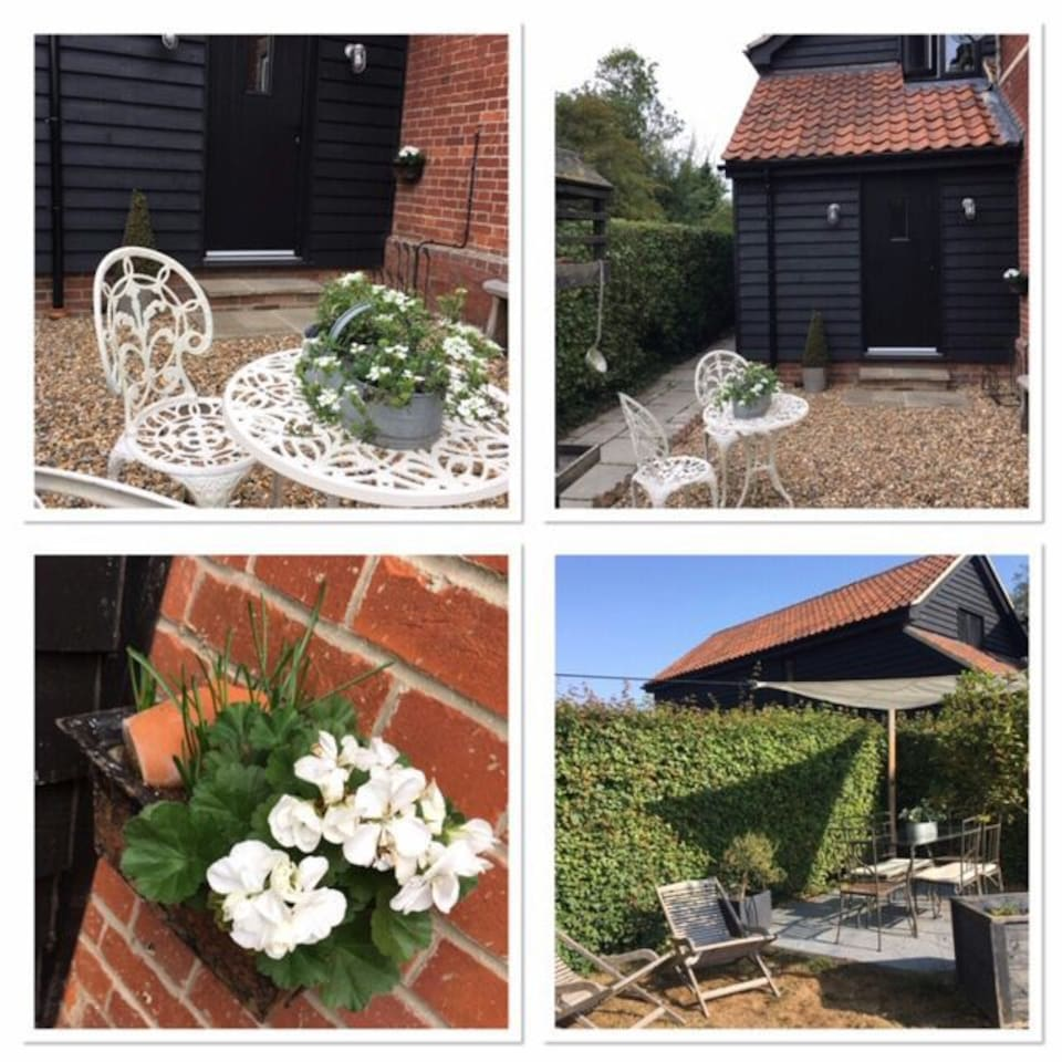 The Lodge At Peppertree - Own entrance and use of designated garden area