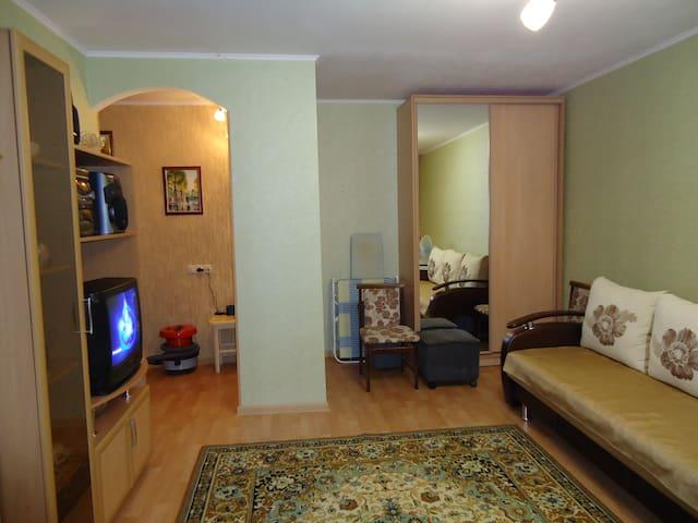 Уютная квартира вдали от городского шума - Kazan - Appartement