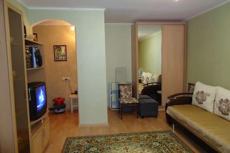 Уютная квартира вдали от городского шума - Kazán - Departamento