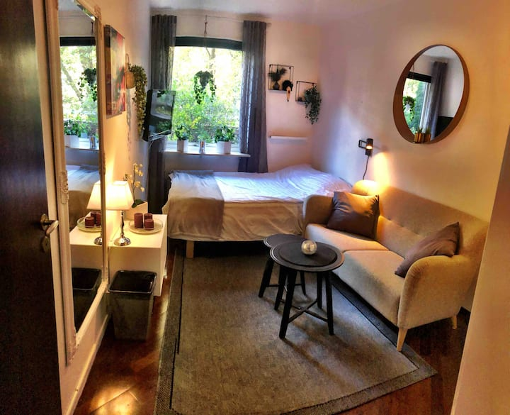 Cosy Private Room in the heart of Gothenburg