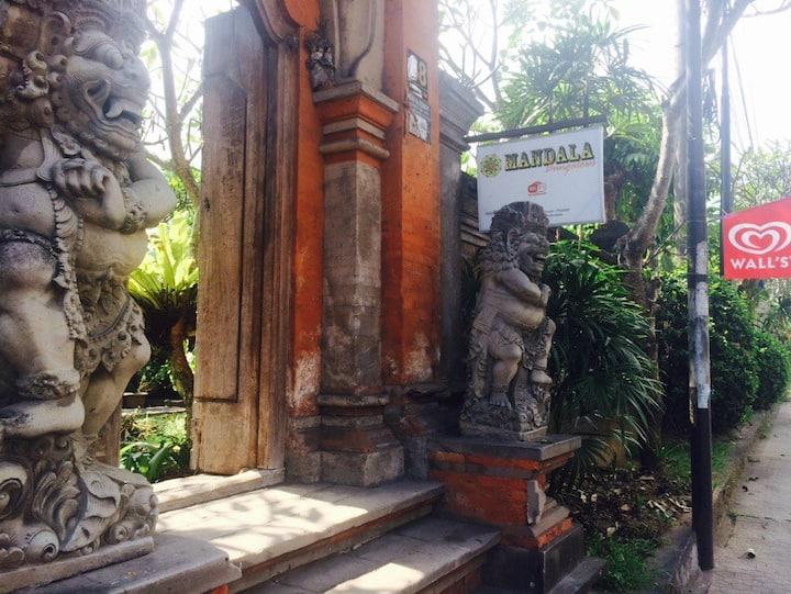 乌布 Mandala 平房