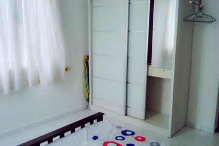Master Bedroom w/ Attached Bathroom - Gelugor - Apartment