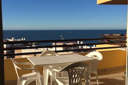 Apartment with a wonderful sea view ! - Matalascañas