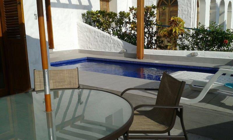 Departamento en CASABLANCA con piscina privada - Same - Wohnung
